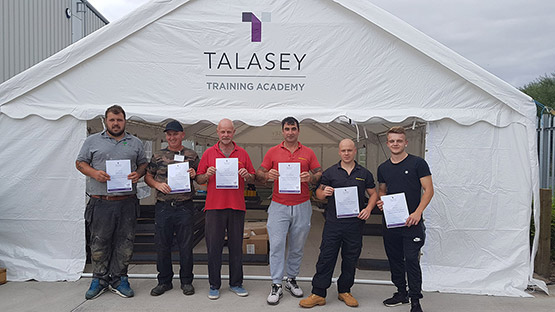 Talasey Group Launches Training Academy